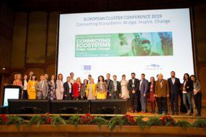 iun 2019 Bucuresti Conferinta Europeana a Clusterelor
